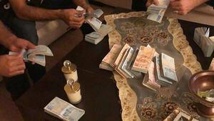 Polis paraları saya saya bitirememişti Bahis şebekesinin lideri tutuklandı
