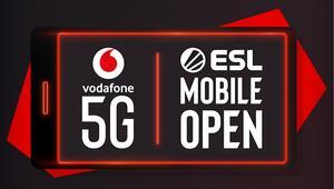Vodafone 5G ESL Mobile Open'da final heyecanı başladı