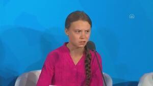 İklim aktivisti Greta Thunbergden liderlere sert eleştiri