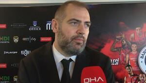 Stefano Dedas: Ligi en iyi şekilde bitirmeye çalışacağız