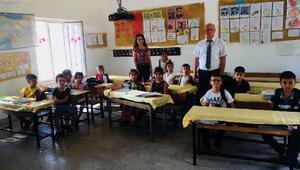 Nurdağı Milli Eğitim Müdürü'nden okullara ziyaret