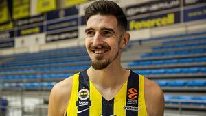 Nando de Colo: Ailece İstanbulda olduğumuz için mutluyuz