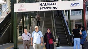 Halkalı-Gebze Marmaray Banliyö hattında 68 milyon yolcu taşındı