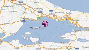 Son dakika: İstanbul'da 4.6 büyüklüğünde deprem