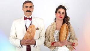 Yılın çifti Ferdane ve Mustafa