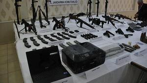 Son dakika... Mardinde teröristlere ait bilgisayar ele geçirildi