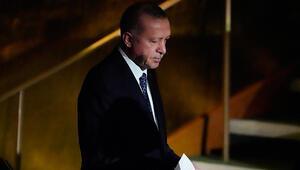 Cumhurbaşkanı Erdoğandan BM paylaşımı
