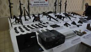 Terör örgütü PKKnın 20 yıllık arşivi ele geçirildi