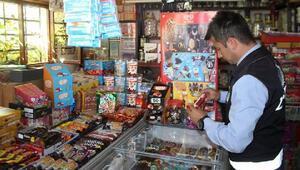 Turhalda market ve bakkal denetimleri devam ediyor