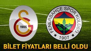 Galatasaray Fenerbahçe maçı ne zaman Derbi biletleri satışta sunuldu