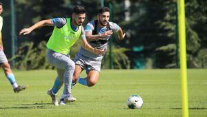Trabzonspor, Beşiktaş hazırlıklarına başladı