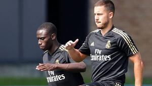 Real Madridde Ferland Mendy sakatlandı 2-3 hafta yok...