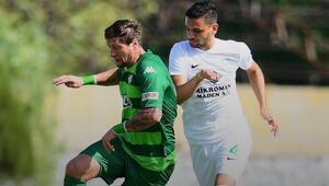 Bursaspor kupada 4. tura çıktı