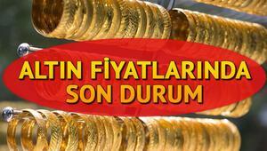 Çeyrek ve gram altın kapanışta ne kadar oldu 24 Eylül Kapalıçarşı altın fiyatları