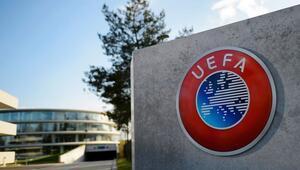 Son dakika... UEFAdan var kararı Resmen açıklandı...