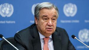 BM Genel Sekreteri Guterres ekim sonunda Türkiyeyi ziyaret edecek