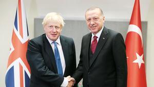 BM'de Cumhurbaşkanı Erdoğanın görüşme trafiği
