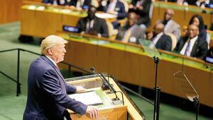 Trump BM'de konuştu... Gelecek vatanseverlerin