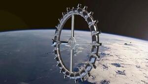 Uzay boşluğundaki ilk otel: Von Braun Uzay İstasyonu