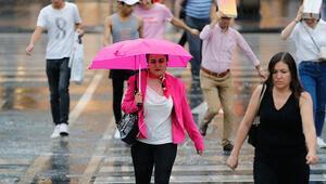 Meteorolojiden son dakika uyarısı.. O bölgede yaşayanlar dikkat.. İşte günlük hava durumu raporu