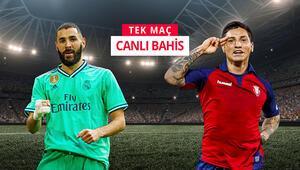 Real Madride Misli.comda CANLI BAHİS oyna Öne çıkan iddaa tercihi...