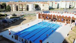 Bursa Büyükşehir Belediyesi'ne Güzelyalı Yüzme Havuzu'ndan tahliye kararı