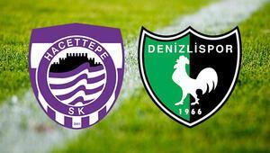 Hacettepe Yukatel Denizlispor maçı saat kaçta ve hangi kanalda