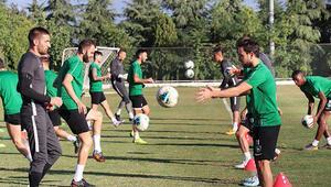 Denizlisporda Kasımpaşa maçı hazırlıkları sürüyor