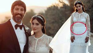 Sürpriz nikahın ardından Melike İpek Yalovadan bebek açıklaması