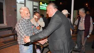 Gemlik Belediye Başkanı Başkan Sertaslan'dan köy ziyareti