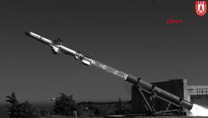 Türkiyenin ilk deniz füzesi atmacanın test atışı başarıyla gerçekleştirildi