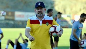 Beşiktaş taraftarının 'Sergen Yalçın' tezahüratı Malatya'yı rahatsız etti