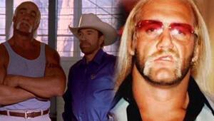 Hulk Hoganın son hali görenleri şaşırtıyor