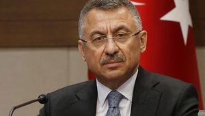 Cumhurbaşkanı Yardımcısı Oktaydan CHP - IMF görüşmesine sert tepki