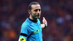 Son dakika... Galatasaray-Fenerbahçe maçı Cüneyt Çakırın