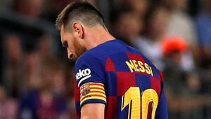 Barcelonada Lionel Messi şoku