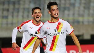 Göztepe - Yozgatspor: 3-0
