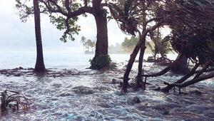 Kıyılarda su seviyesi yükseliyor... Ancak umut var