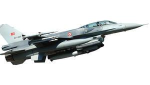 Türk jetleri 3. kez Fırat'ın doğusunda