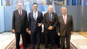 THY ve BM'den 'Barış için Spor Ödülleri'
