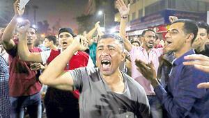 Sisi karşıtı gösterilerde 1100 tutuklama
