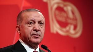 Cumhurbaşkanı Erdoğan ABDde yatırımcılara hitap etti