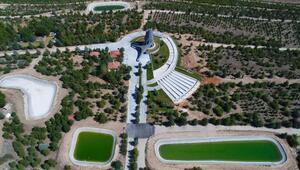Demirelin anıt mezarı ziyarete açıldı