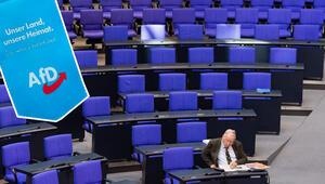 Meclise en az gelenler AfD milletvekilleri