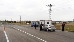 Tekirdağda huzur ve güven operasyonu: 33 kişi tutuklandı