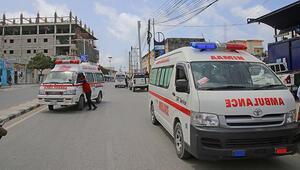 Son dakika... Somalide Türkiye Maarif Vakfına ait araca bombalı saldırı