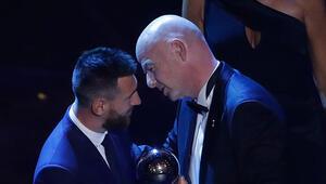 Dünyayı sarsan iddia: Ronaldonun ödülü çalındı