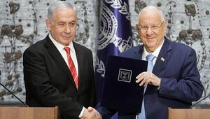 İsrailde hükümet kurma görevi bir kez daha Netanyahuda