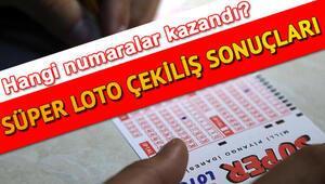 Süper Lotoda 4 milyon TL devretti 26 Eylül MPİ Süper Loto çekiliş sonuçları