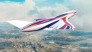 Uzay uçağı ile Londra-Sydney 4 saat